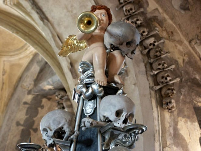Sedlec Ossuary Morbidly Fascinating Page