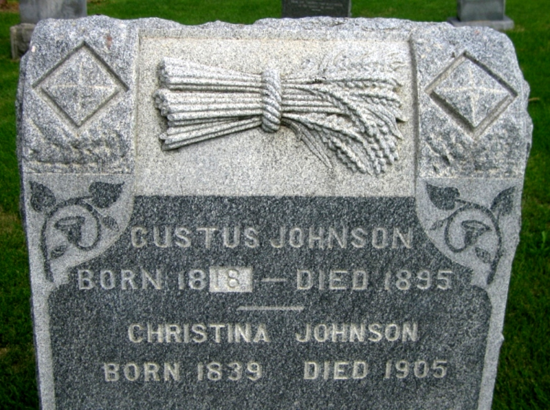Symbols On Tombstones