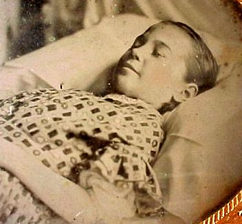 Morbidly Fascinating Page Victorian Post Mortem Photography